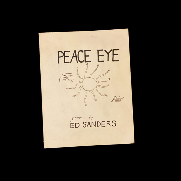 Ed Sanders, Peace Eye, 1967